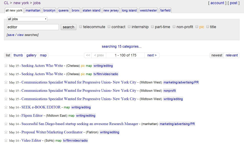 The Best Job Search Websites Apps Job Search Websites Job