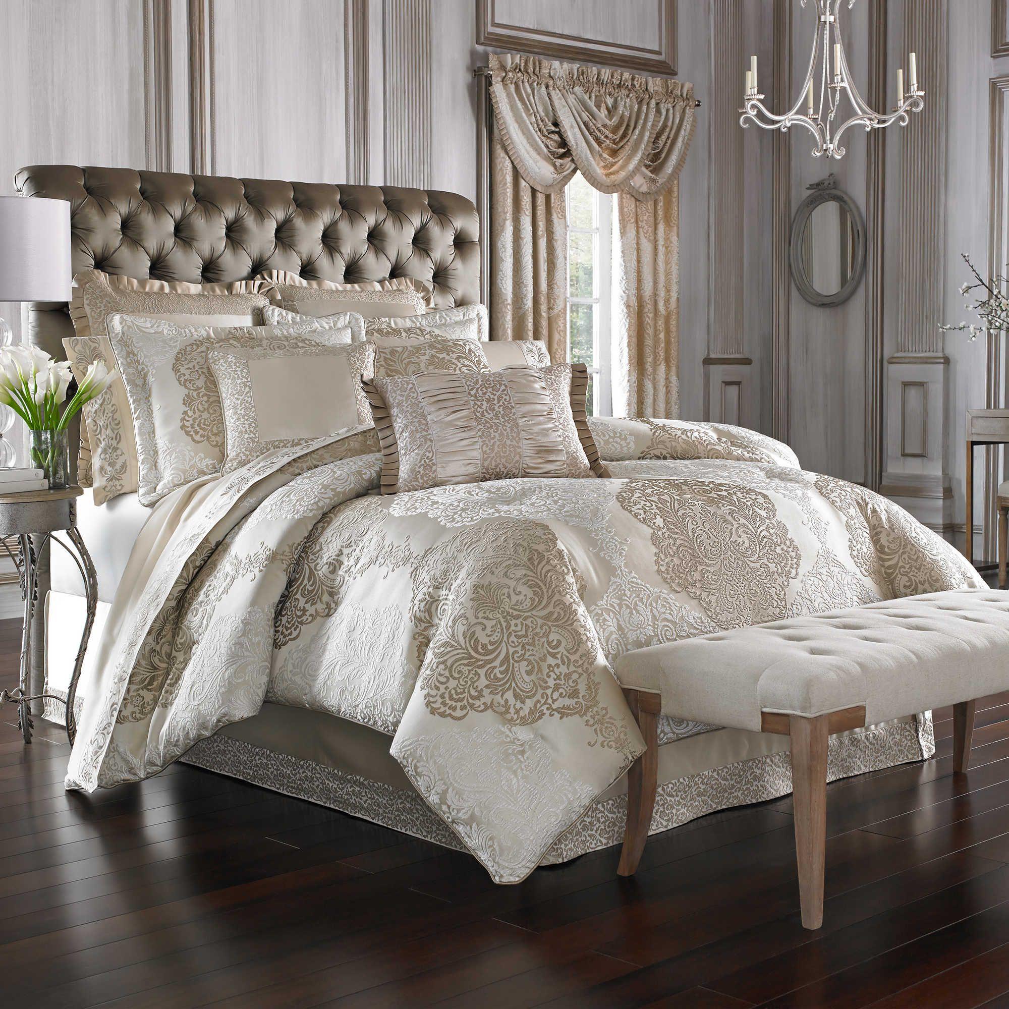 J. Queen New York™ La Scala Bedding Collection Comforter