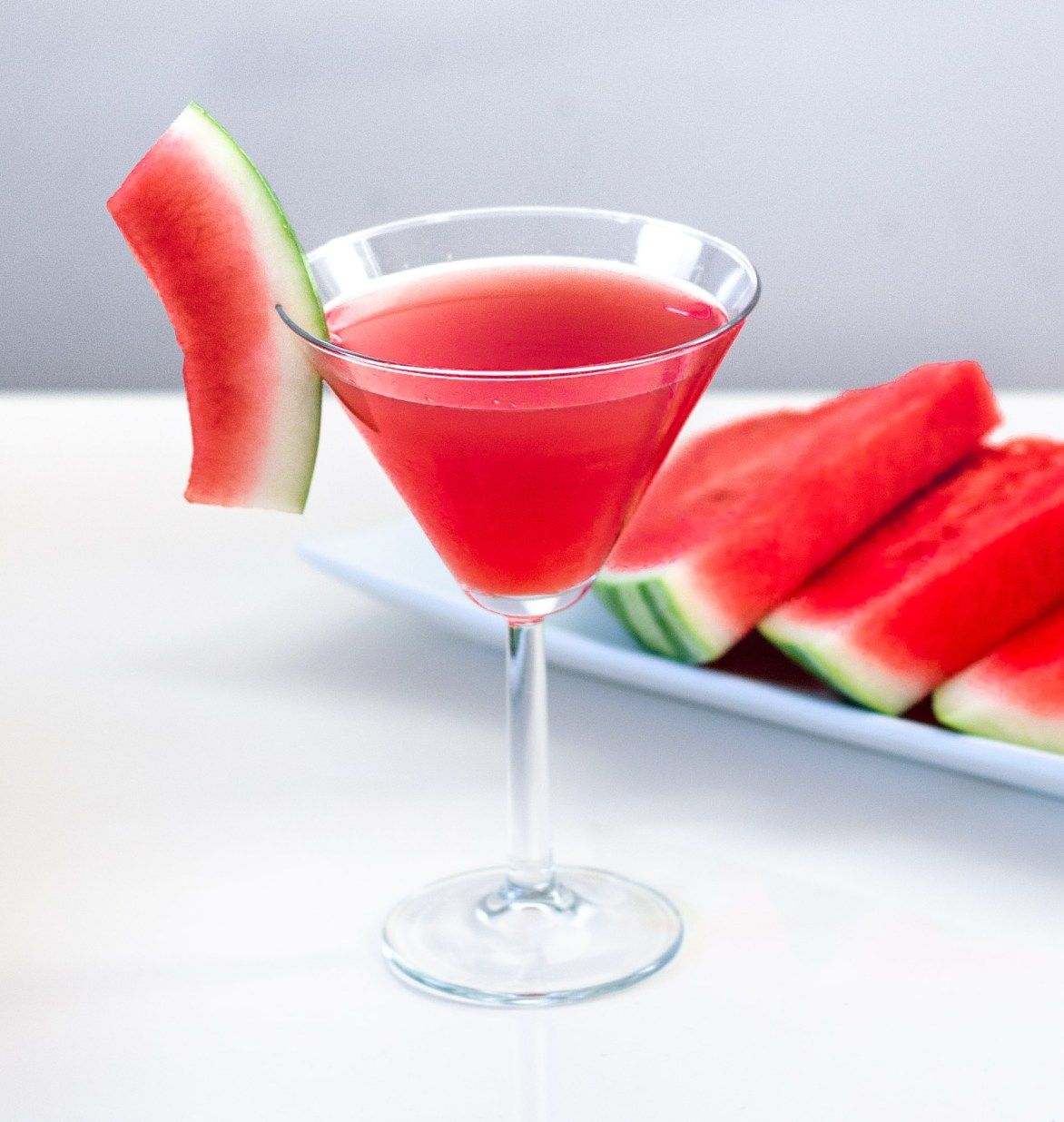Organic Watermelon Cucumber Martini