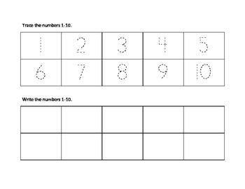 10 Best images about Numbers on Pinterest   Fine motor, Count and ...