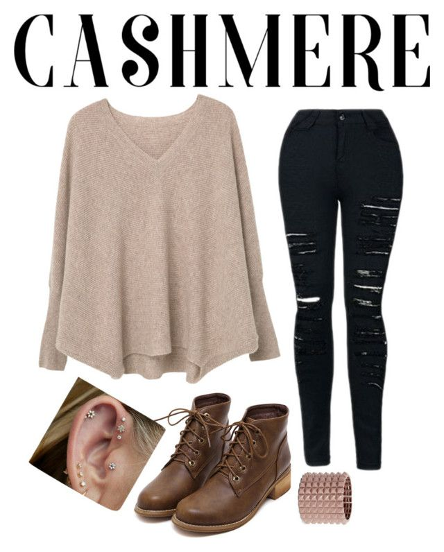 """""""Untitled #377"""" by shelbs1234 ❤ liked on Polyvore featuring MANGO and Valentino"""