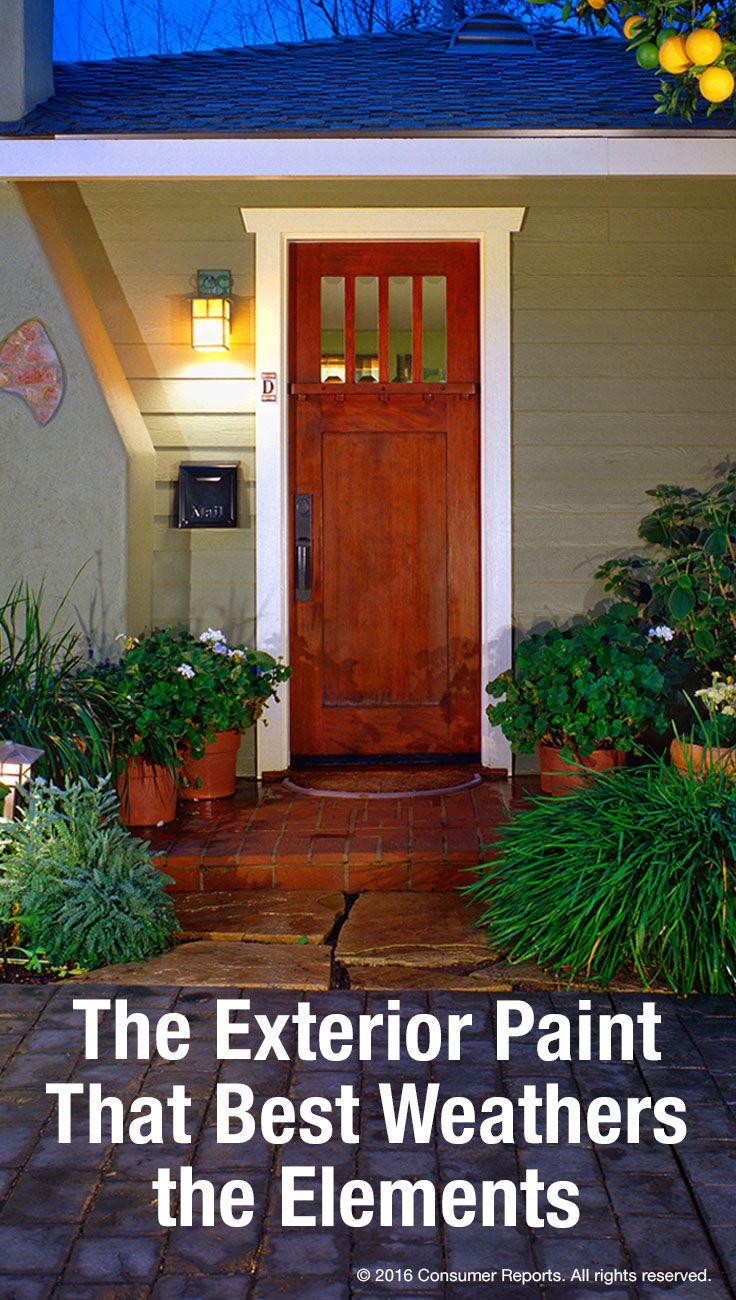 Consumer Reports Exterior Paint on investor reports, construction reports, professional reports, online reports, energy reports, money reports,