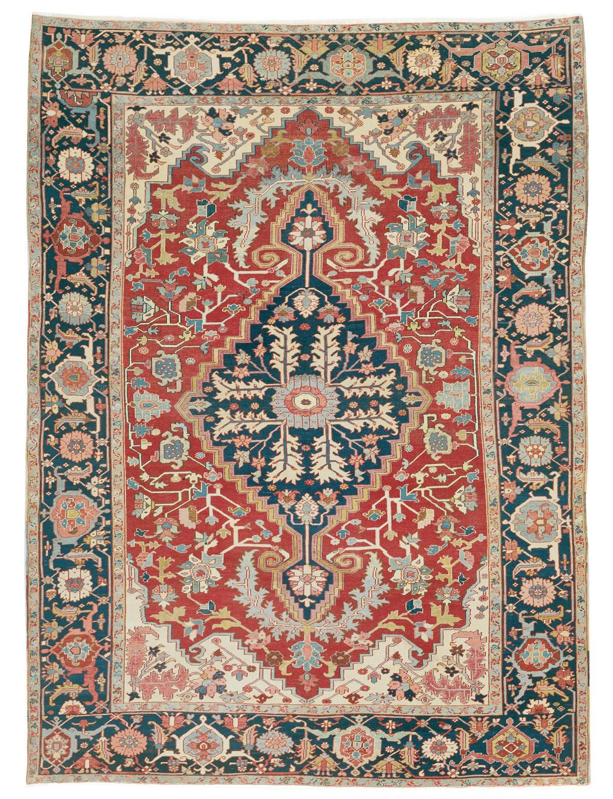 Antique Serapi Room Size Oriental Carpet Rugs On Carpet Serapi Rug Carpet Handmade