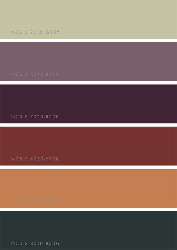 Ncs Color Trends 2018 Win A Printed Guide Eclectic Trends