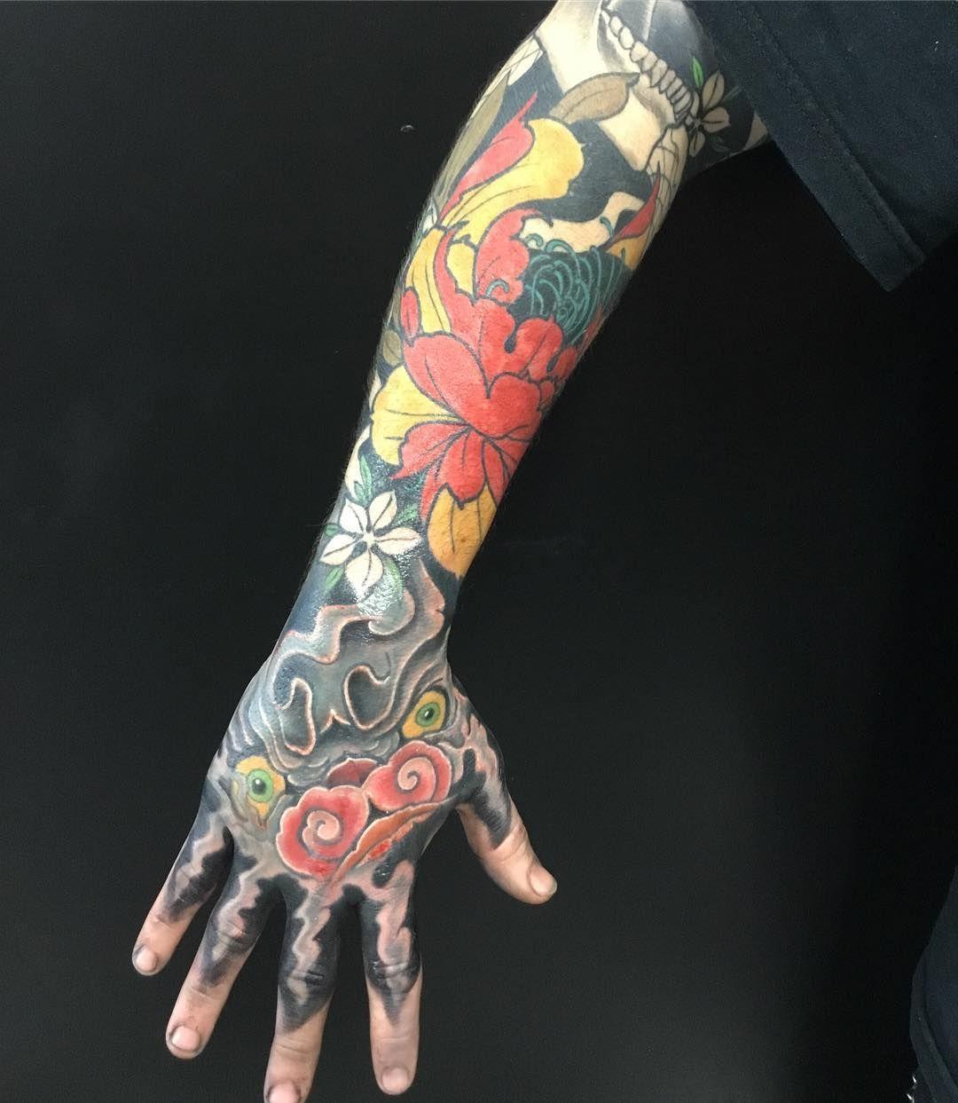 yakuza tattoo6 Yakuza
