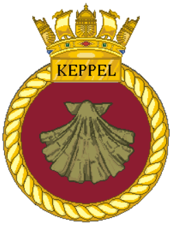 HMS Keppel F85 | British Modern Warships | Royal navy, Navy, Military