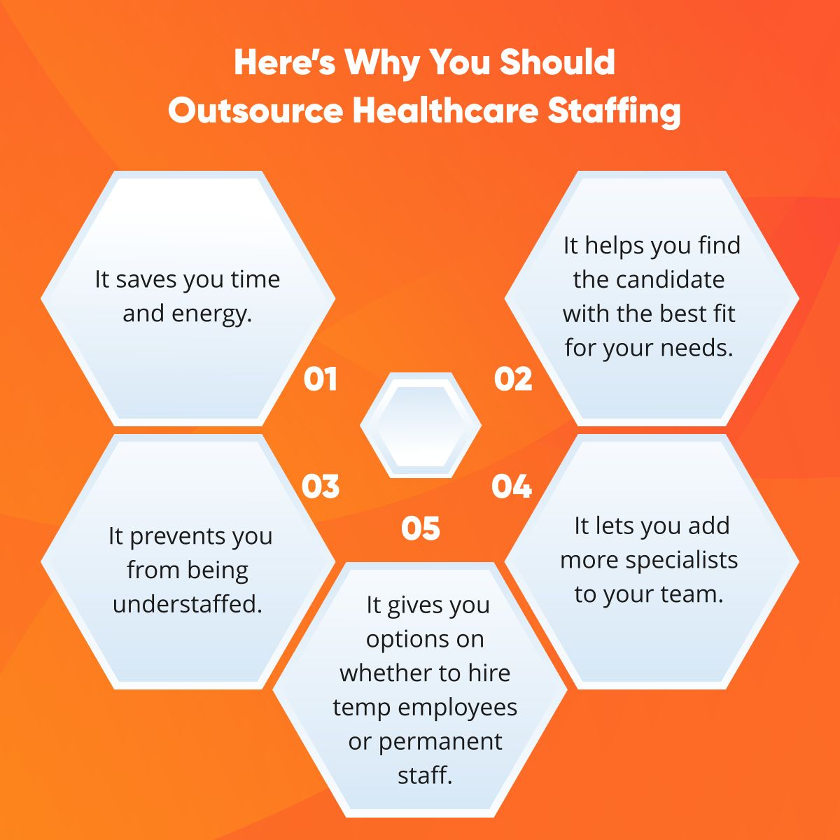 Here's Why You Should Outsource Healthcare Staffing