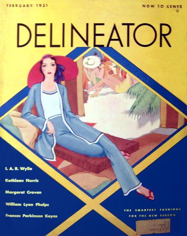 Delineator 1931-02