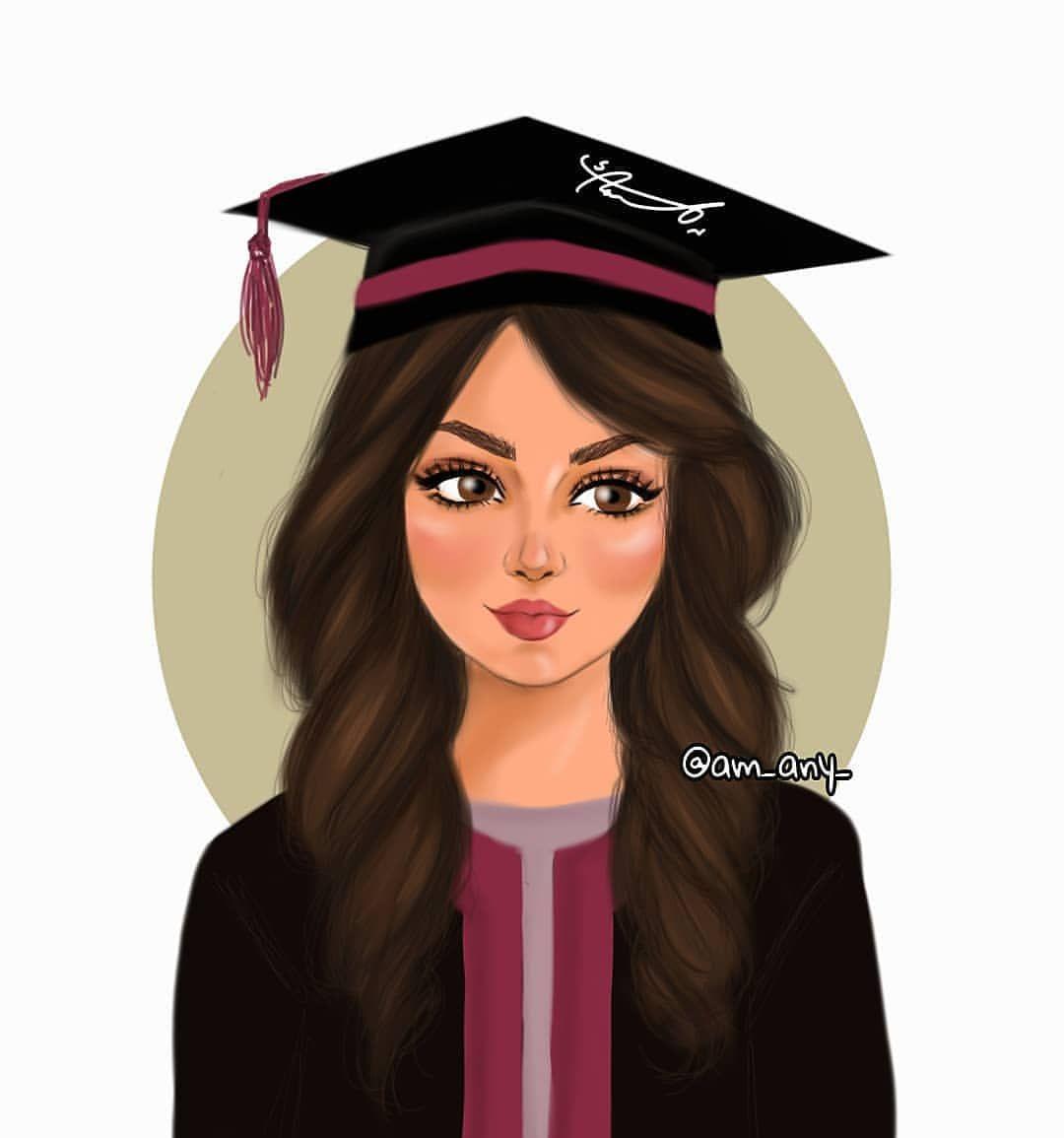 بأي مرحلة دراسية حاليا انتو Fashionyista Fashionyista صور كارتونية للحلوات منشن لصديقاتك تشوف Graduation Cartoon Girls Cartoon Art Graduation Art