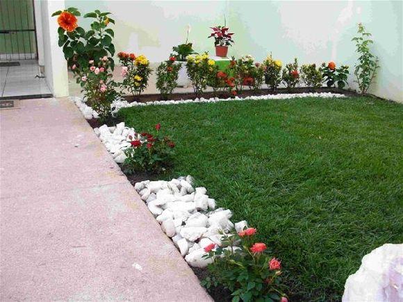 Dicas de paisagismo e jardinagem residencial simples for Jardins pequenos e simples