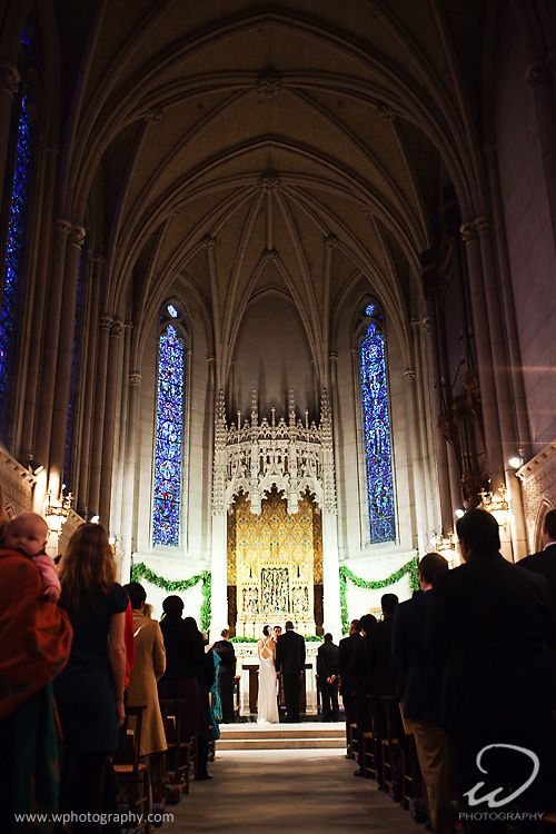 Wedding at Grace Cathedral - Katie & Olumide   www