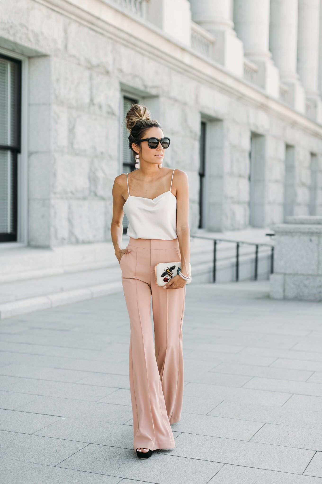 Los espectaculares looks de pantalon de la Woman evening