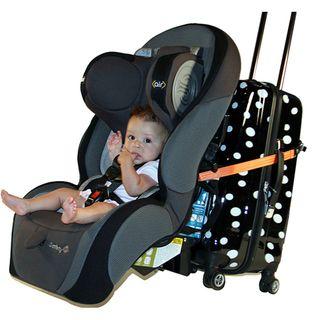 Go Babyz Travelmate Car Seat Luggage Strap