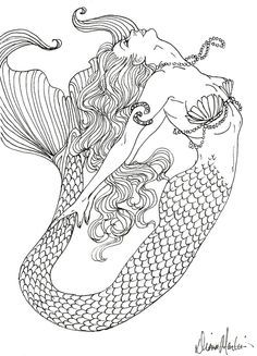 Coloring Pages For Adults Unique Fantasy