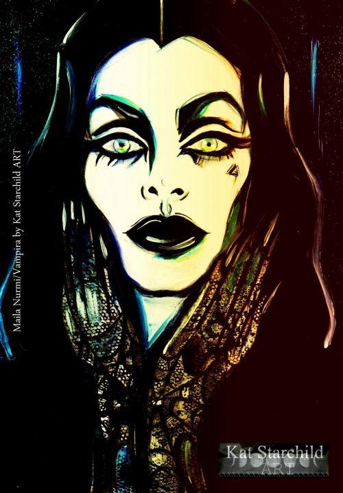 Vampira by KAT STARCHILD