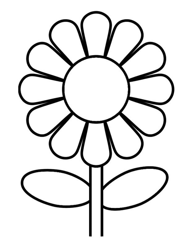 Coloring Pictures Of Sunflowers. Beautiful Sunflower Coloring Pages  razukrashki com