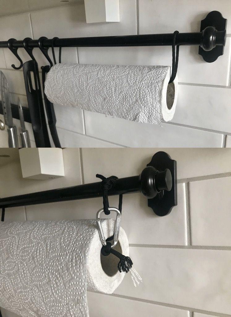 Ideas For Kitchen Paper Towel Holder Ikea Hackers Kitchen Paper Towel Kitchen Towel Holder Paper Towel Holder