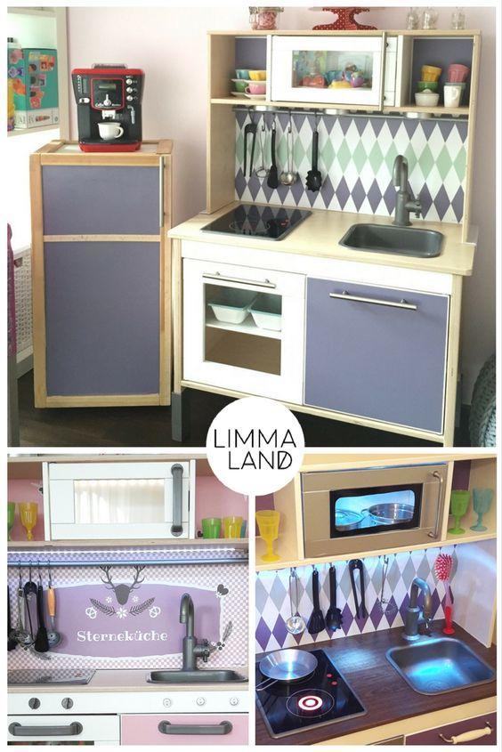 IKEA Spielzeug im Handumdrehen noch schöner machen! | Playrooms and ...