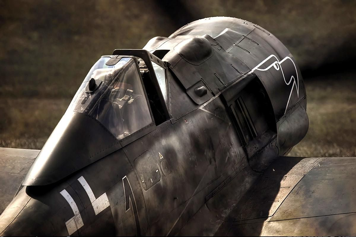 BEAUTIFUL photo of Fw190