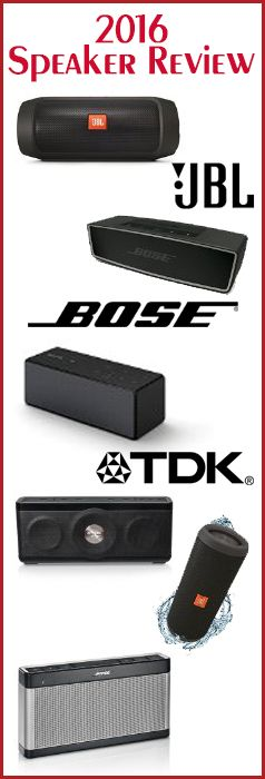 Which one is the best wireless speaker? Read this before you buy it.  JBL Charge, Sony SRS-X5,TDK Life, JBL Flip, wireless speaker, loudspeaker.