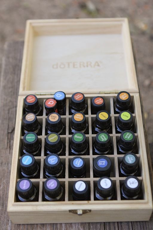 The A-Z of doTERRA oils: Part 2