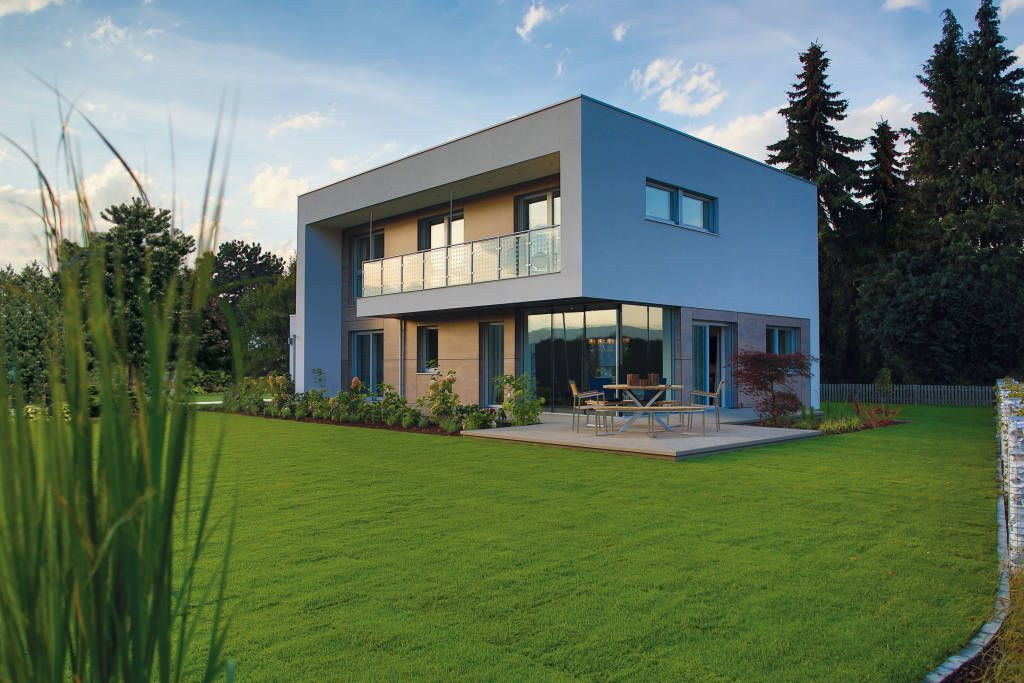 ELK Effizienzhaus 174 : Moderne Häuser Von ELK Fertighaus GmbH