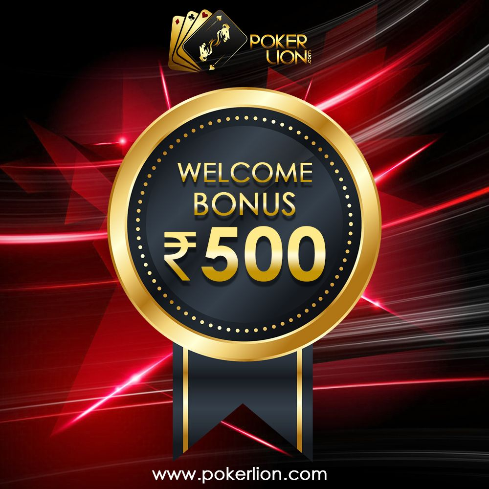 Now Win More Than Before! Register Now at www.pokerlion