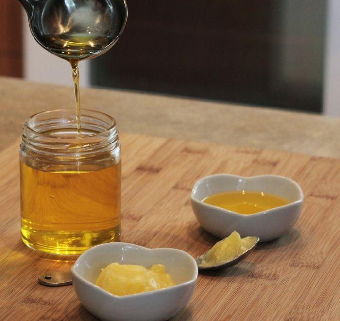 ayurveda rezepte Ghee selber machen butter gold essen\rezepte - ayurvedische küche rezepte