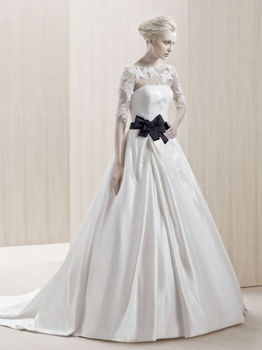 White and blue wedding dresses  Blue Embessa Inner Dress Front  Wedding  Pinterest  Ivory white