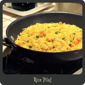 Recipe—Rice Pilaf #easyricepilaf How many times have you bought a box of quick and easy rice pilaf at the store? I think we all have at some point or another, I know I'm guilty of it on numerous occasions. Ever since having my son... #easyricepilaf Recipe—Rice Pilaf #easyricepilaf How many times have you bought a box of quick and easy rice pilaf at the store? I think we all have at some point or another, I know I'm guilty of it on numerous occasions. Ever since having my son... #easyricepilaf