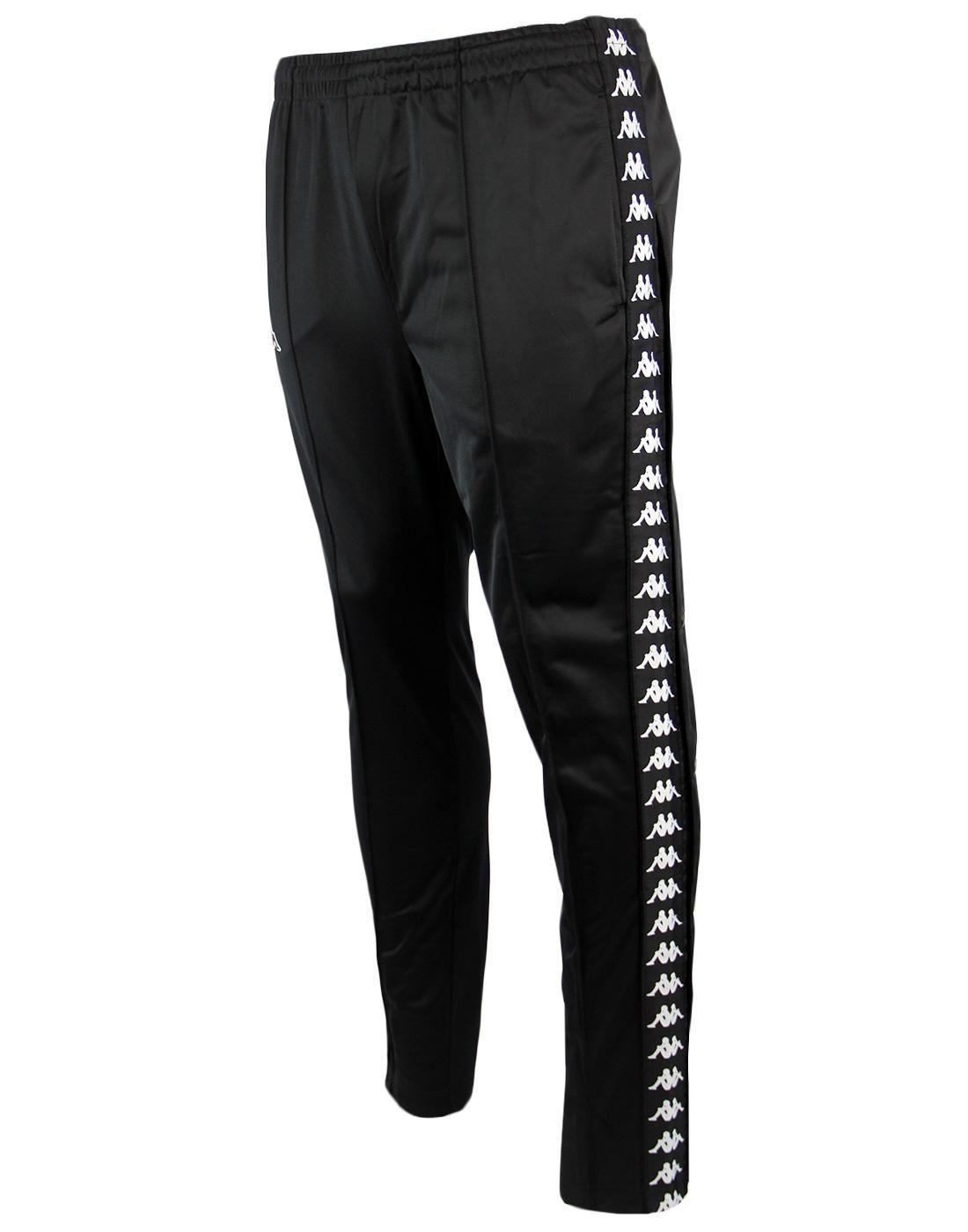 9f936a7c Banda Astoria KAPPA Men's Retro Snap Track Pants | Style | Tracksuit ...