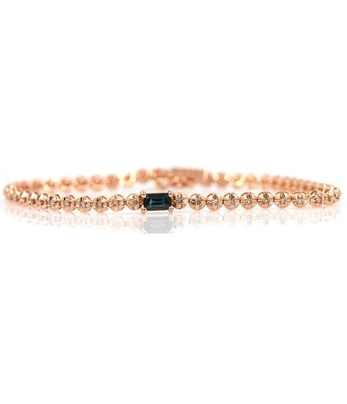 Blue Sapphire Champagne Diamond Tennis Bracelet Sparkly Bracelets Bracelets Gold Diamond Tennis Bracelet Diamond