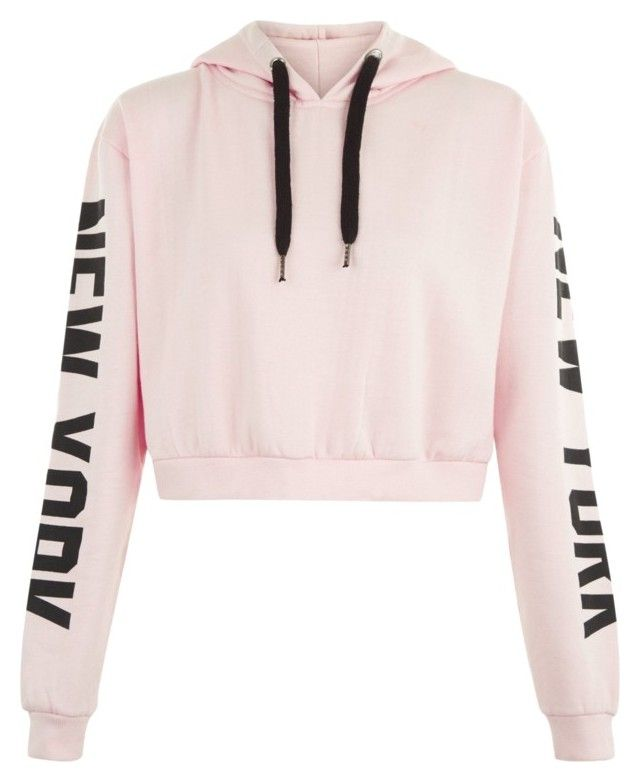 Womens Ladies Plain Cropped Hoodie Hooded Tops Sweatshirt Zip Up Jacket Top S-XL