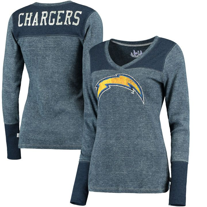 San Diego Chargers Basketball Jersey: San Diego Chargers Touch By Alyssa Milano Women's Goal