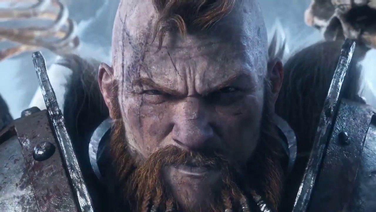 Game News TOTAL WAR WARHAMMER | Norsca Cinematic Gameplay 2017- Trailer Gameplay