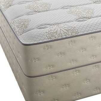 cal king simmons beautyrest world class corita extra firm mattress set by simmons - Extra Firm Mattress Topper