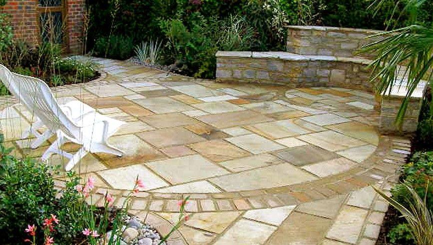 Mediterranean Garden Design, Patios And Tropical Planting Surrey