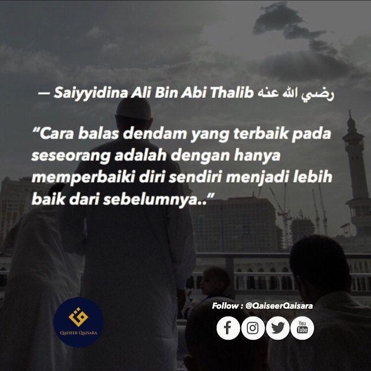 Cara Yang Terbaik Untuk Membalas Dendam Pada Seseorang Qaiseerqaisara Theurbanmuslimconcept Blessed Alhamdulil Alhamdulillah