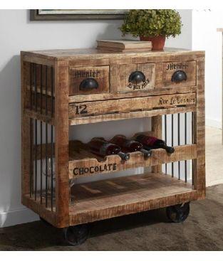 ¿Necesitas Un Mueble Auxiliar Para Tu Cocina? Encuentralo Entre La Amplia  Variedad Que Te Ofrecemos En Tu Tienda De Muebles Y Decoración Online.