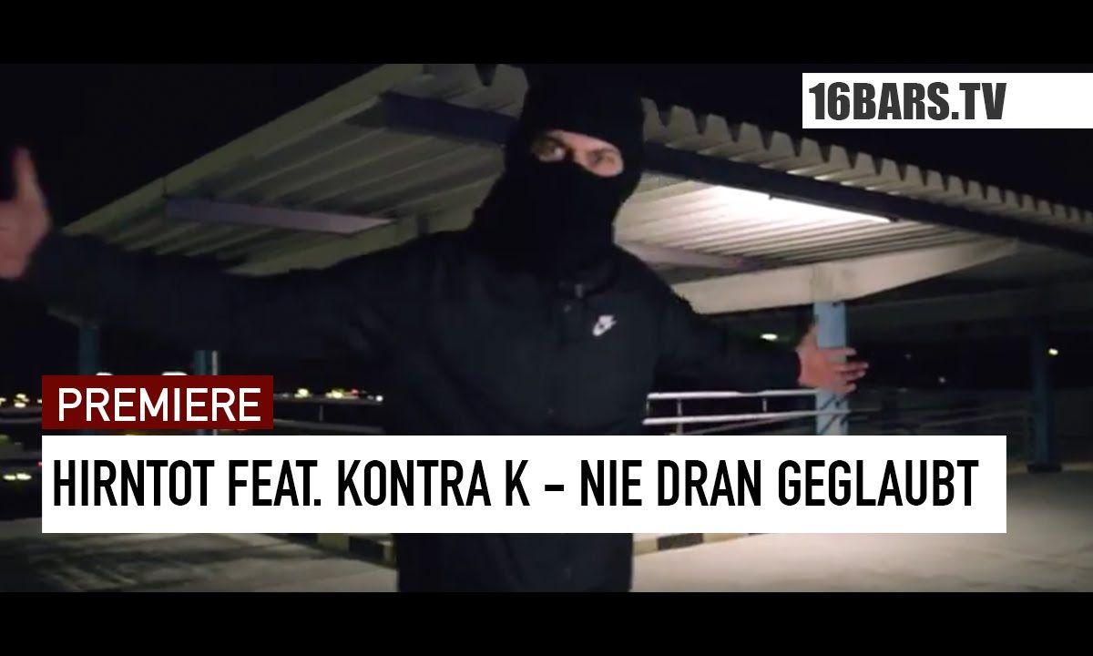 Blokkmonsta, Schwartz, Rako & Dr. Faustus feat. Kontra K - Nie dran gegl...