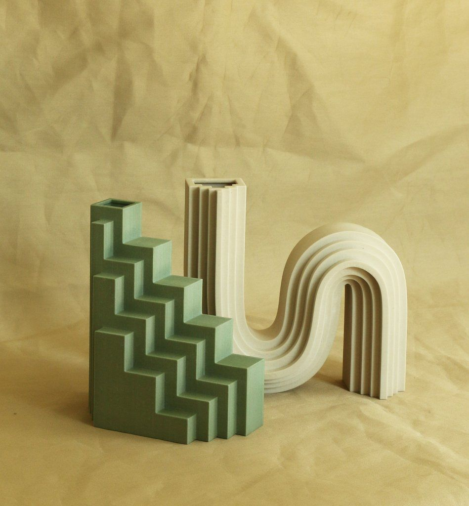 Pin By Yeong Seon Kim On Abstraction In 2020 Ceramic Design Objects Design Clay Vase