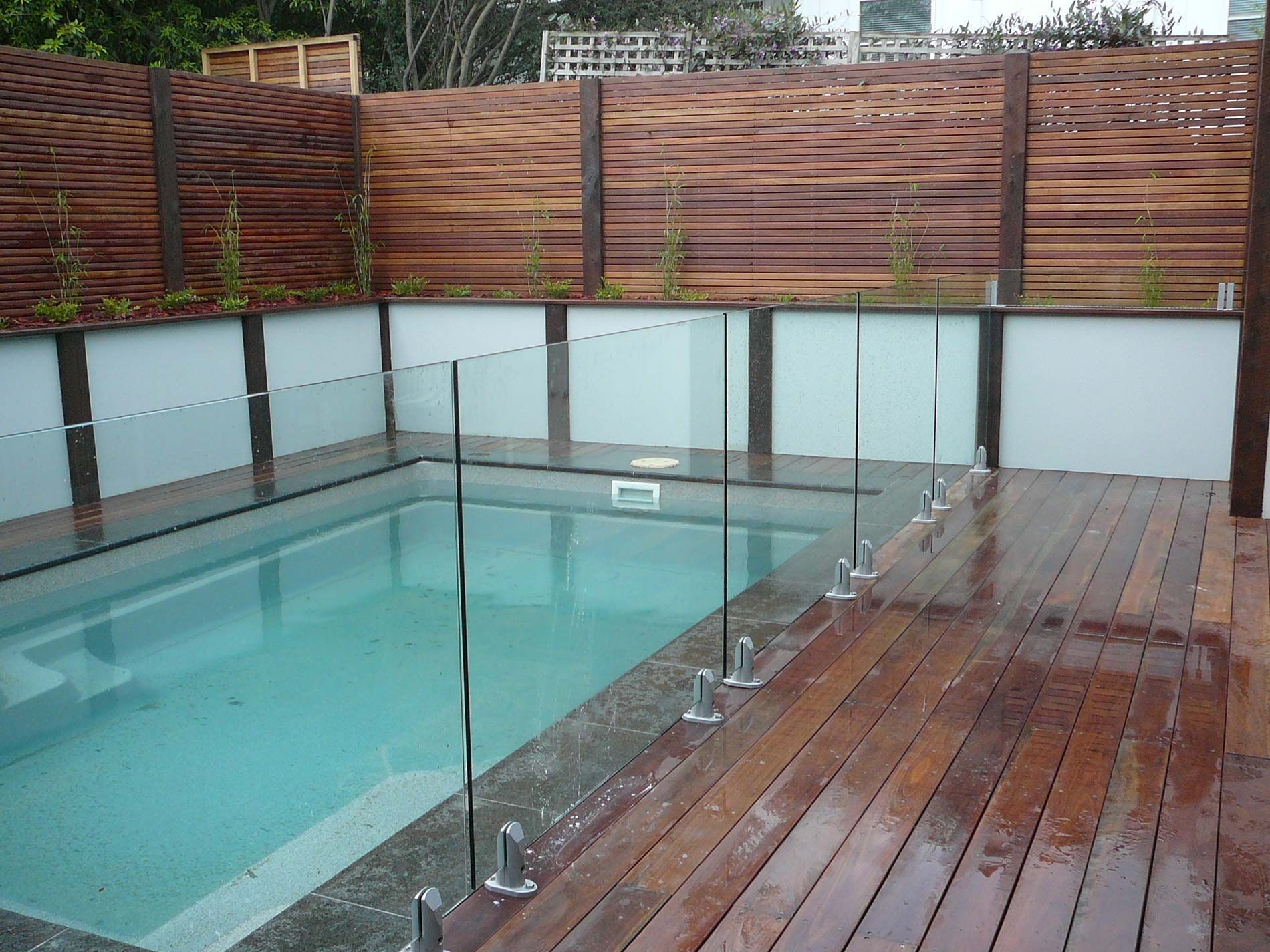 Designer Glass Pool Fencing Frameless glass pool fence fixed with spigots frameless glass pool frameless glass pool fence fixed with spigots frameless glass pool fence pinterest glass pool fencing glass pool and fences workwithnaturefo