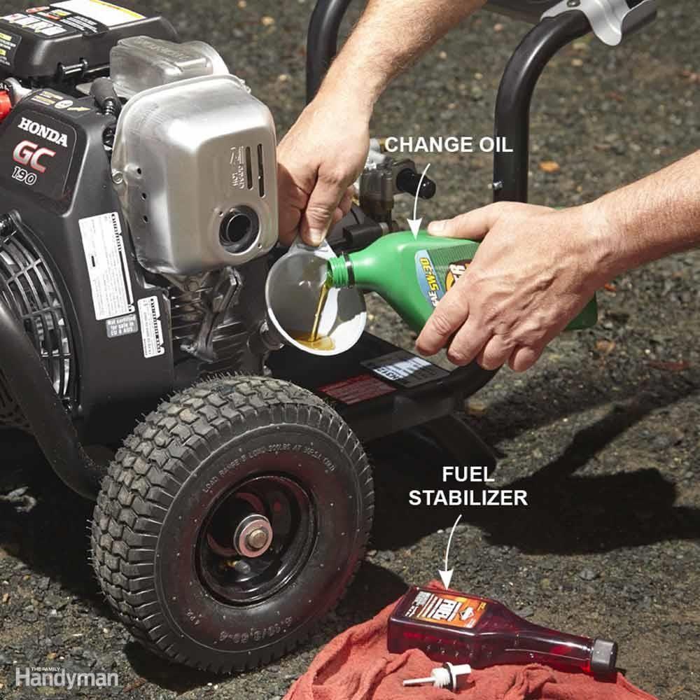 Pressure Washer Maintenance And Tips Pressure Washer Pressure Washing Tips Pressure Washing Business