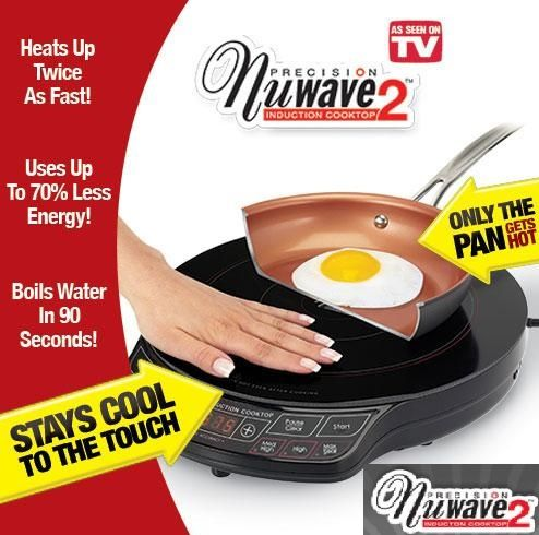 Nuwave Precision Induction Burner Cooktop Induction Cooktop Portable Cooktop Cooktop