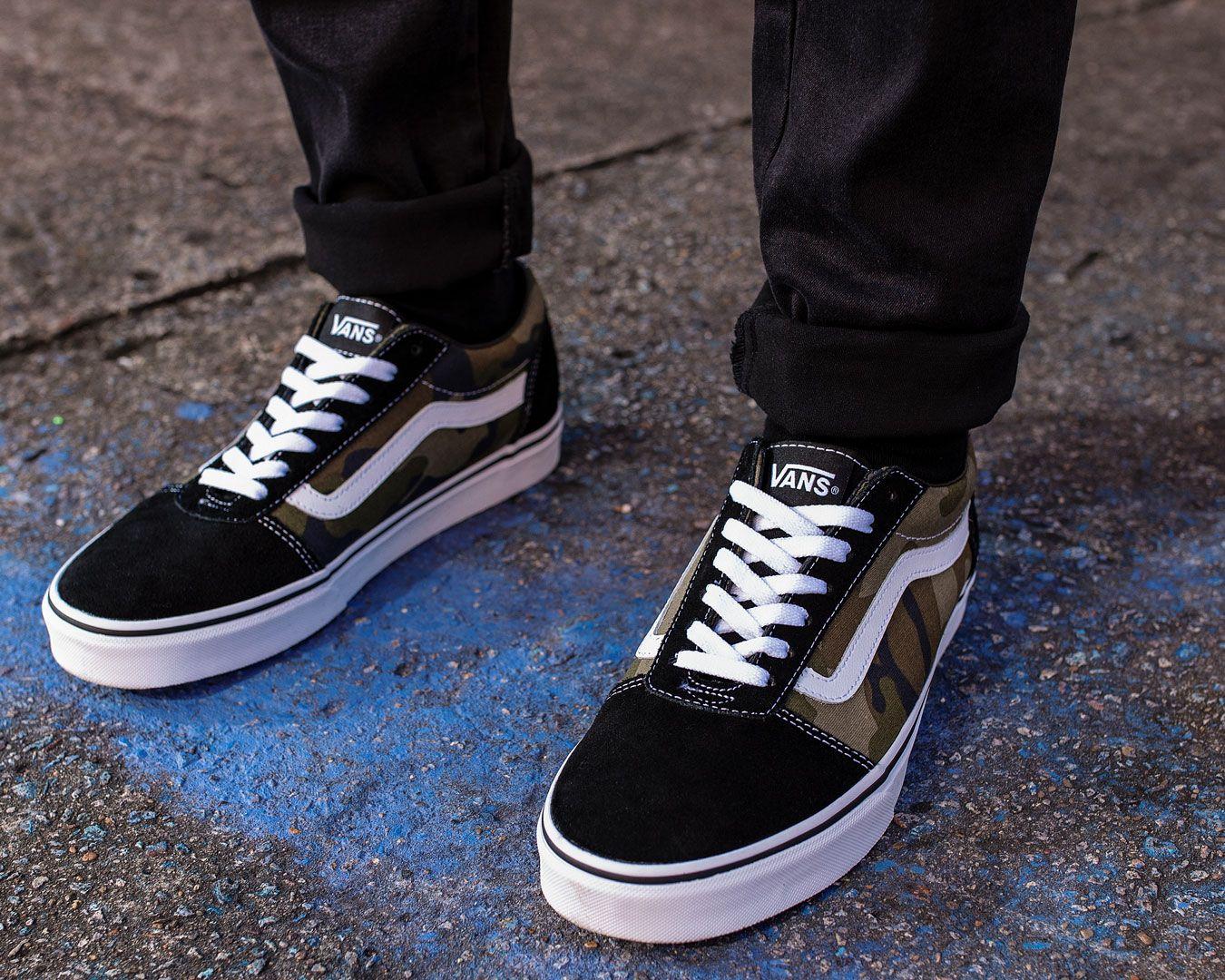 Vans Ward Shoes | Shoes web, Shoes