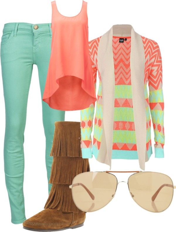 """tribal"" by nikki-wesling on Polyvore"