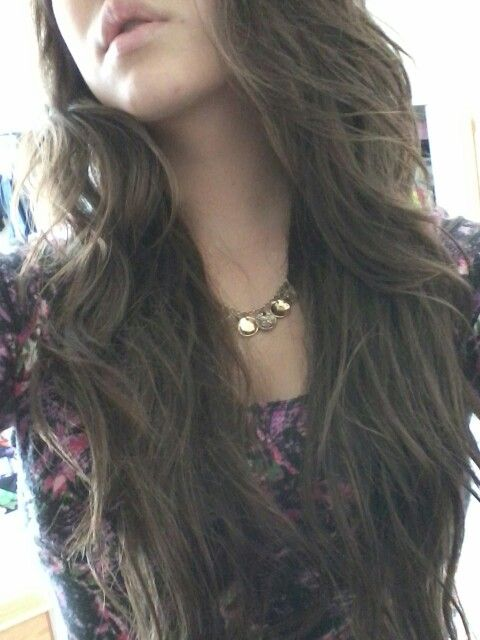 Long curly hair ♥