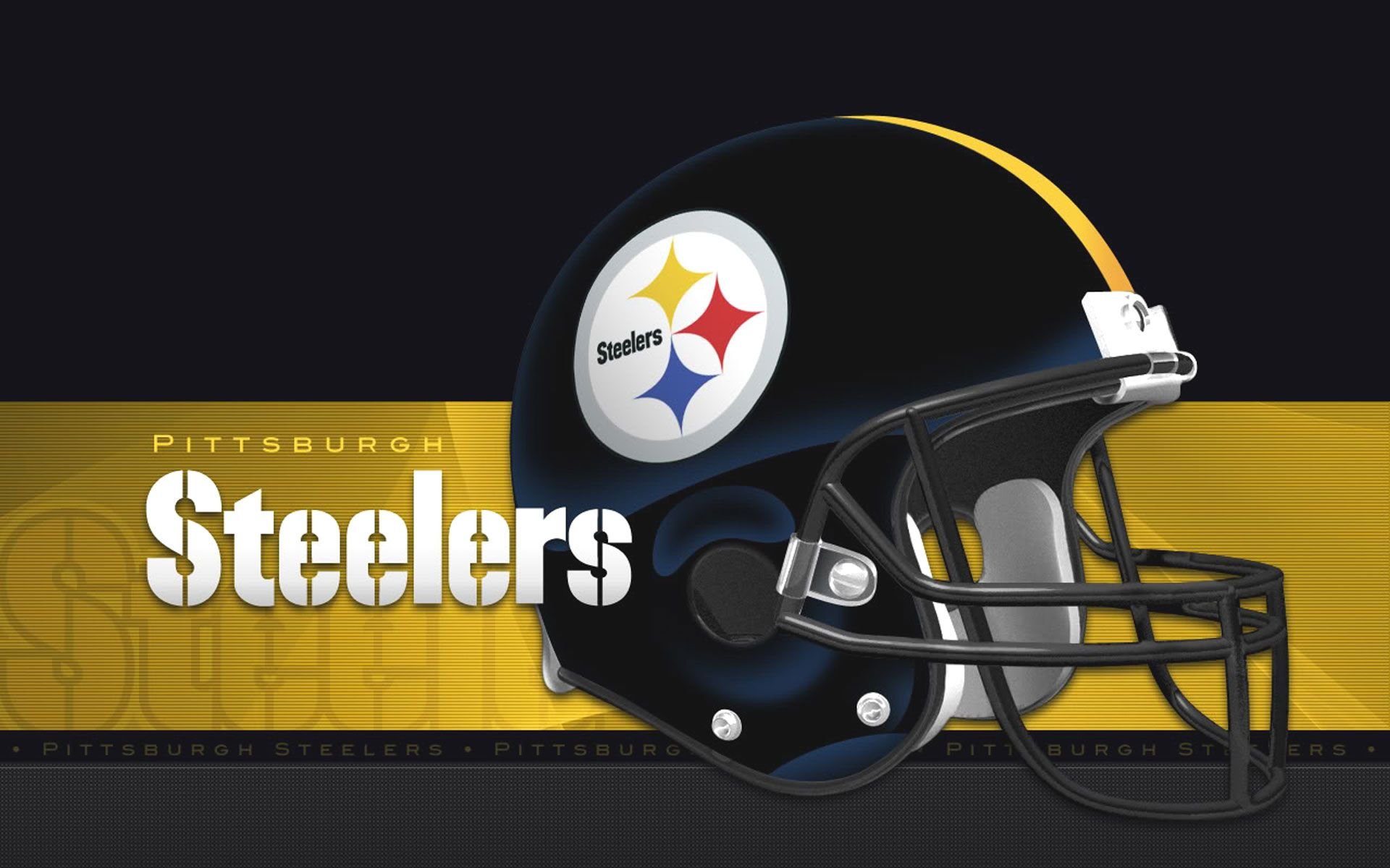 Pittsburgh Steelers...Now and always a fan!! Pittsburgh