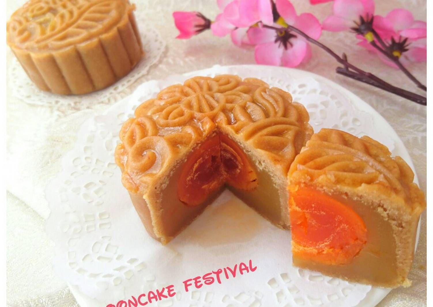 Resep Moon Cake Tiongciu Pia Oleh Selene Cake Resep Mooncake Resep Resep Masakan