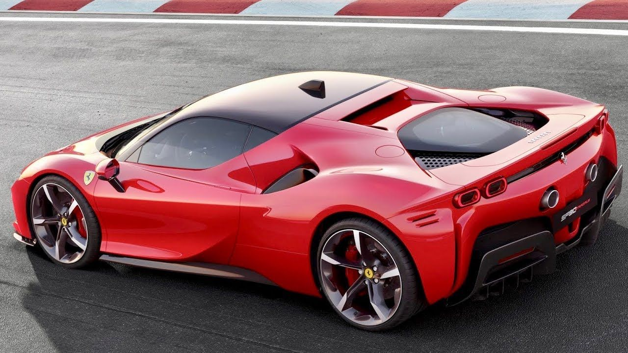 1000hp Ferrari Sf90 Stradale 2020 Features Design Super